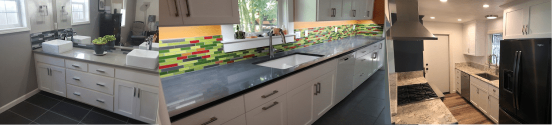 Remodeling Kitchen & Remdeling Bathrooms